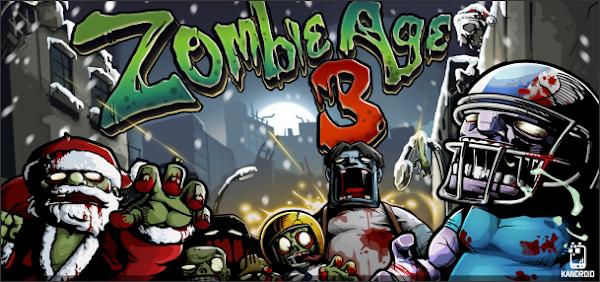 Zombie Age 3 v1.2.0 APK Mod (DINHEIRO INFINITO)