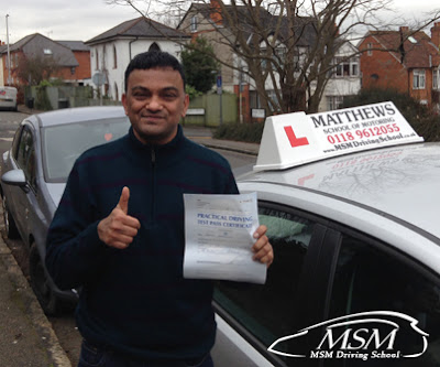 Driving Lessons in Reading with MSM Driving School