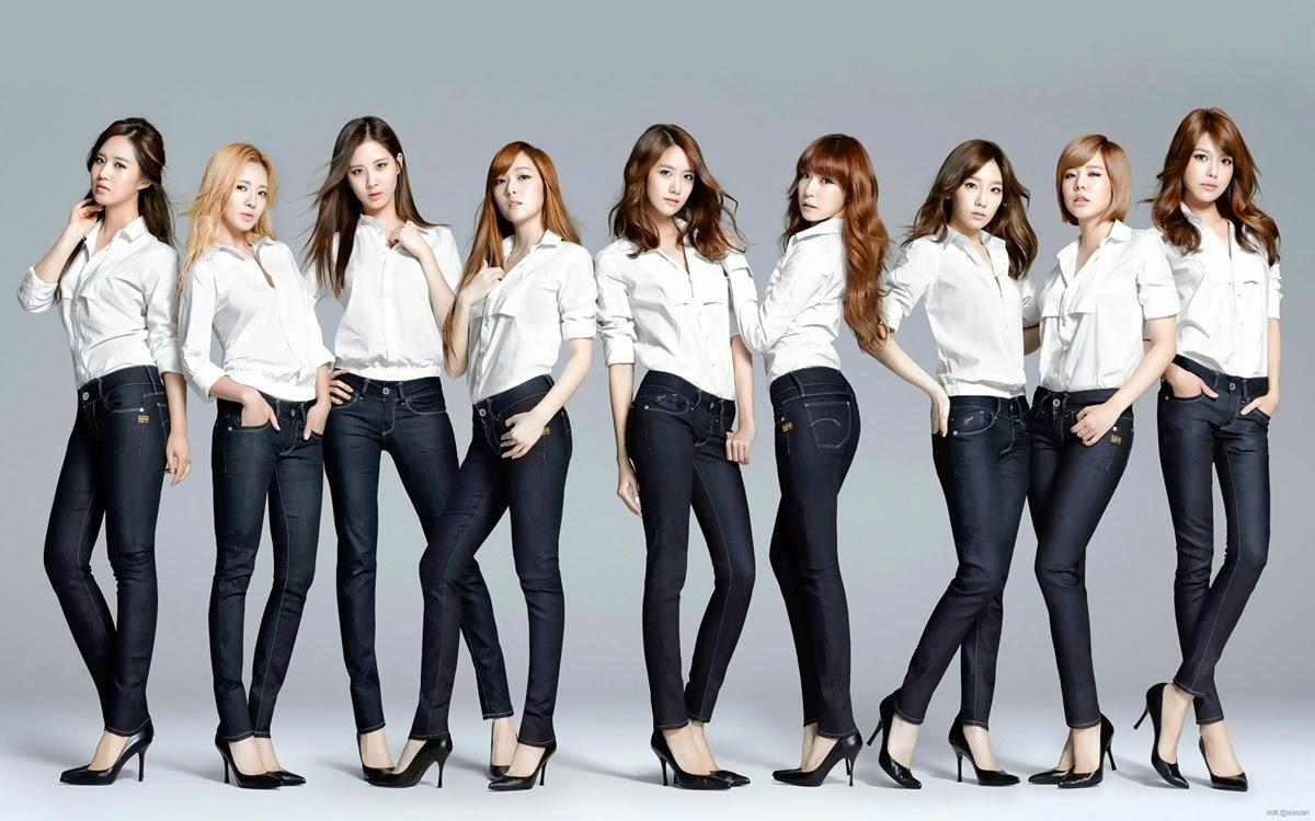 อิม ยุนอา เกิร์ลเจเนอร์เรชัน (Girls' Generation)