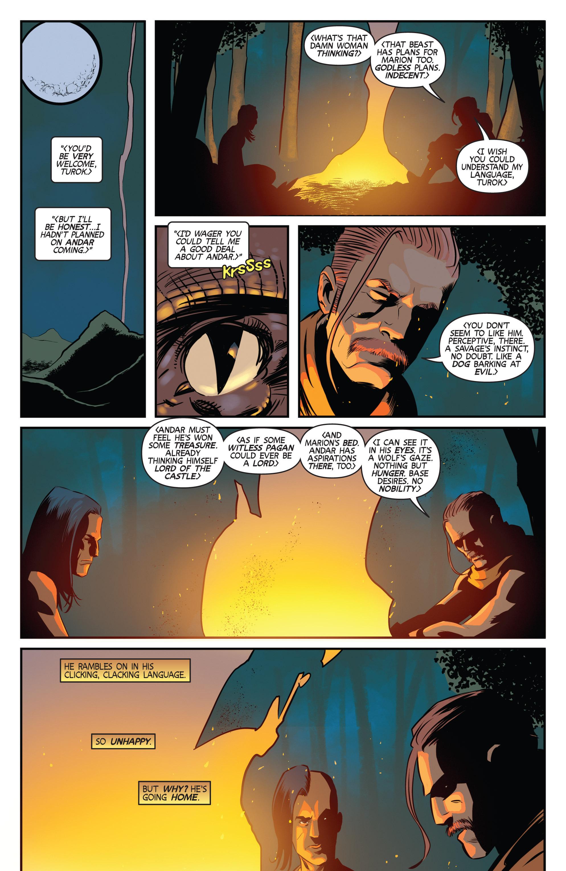 Read online Turok: Dinosaur Hunter (2014) comic -  Issue # _TPB 3 - 13