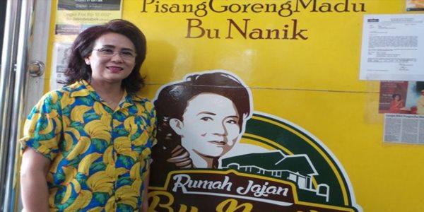 Cerita Sukses Nani Soelistiowati, Pemilik Pisang Goreng Madu Bu Nanik