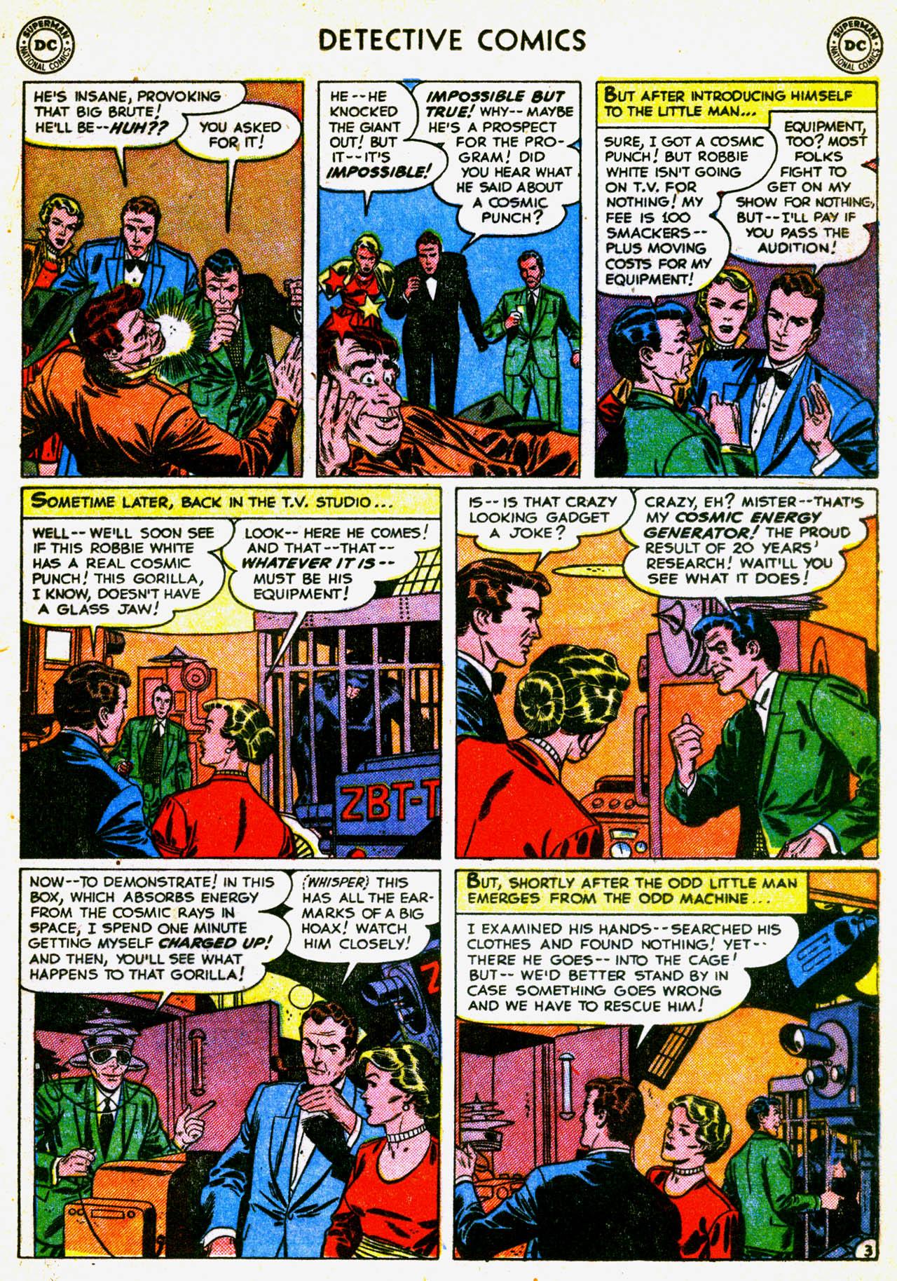 Detective Comics (1937) 180 Page 19