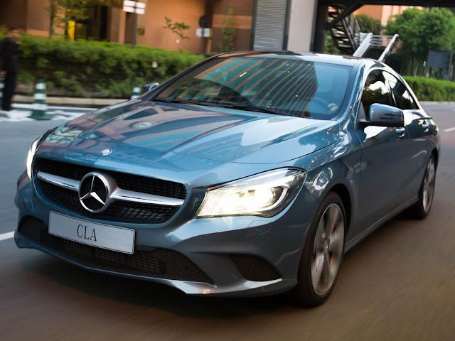 Mercedes chama Classe A, B, C e CLA 2012 a 2014 para recall