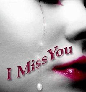 Gambar Kata I Miss You
