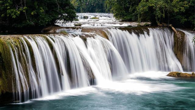 10 Sitios Naturales de Guatemala con agua cristalina Conchas1-885x500