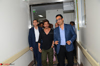 From Left to Right, Aditya Soi with Shah Rukh Khan and Abhay Soi .JPG