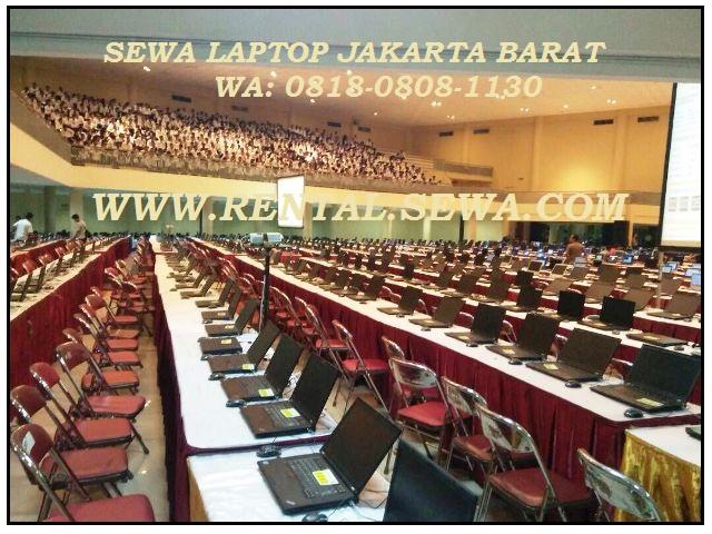 Sewa laptop Jakarta Barat