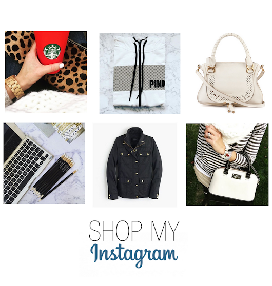 The Kaizen Fashion Project: DID YOU KNOW YOU CAN SHOP MY INSTAGRAM POSTS?