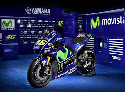 Yamaha YZR M1 2017