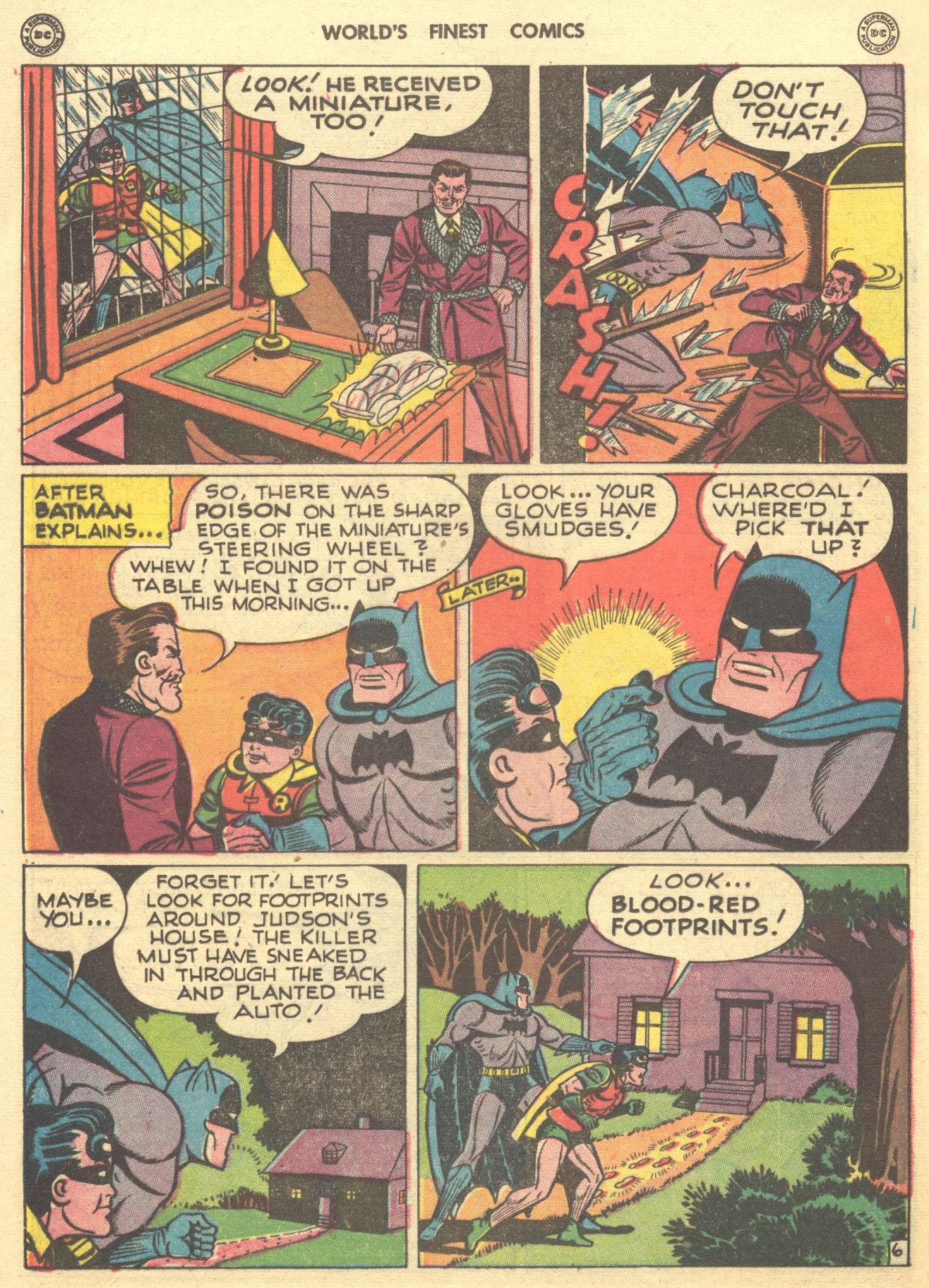 Read online World's Finest Comics comic -  Issue #28 - 65