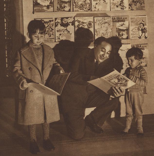 Antoniorrobles - I Exposición del Libro Infantil 1935