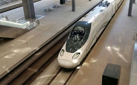 MAKKAH TO MADINA TRAIN SERVICE SET TO LAUNCH ON 24th SEPTEMBER