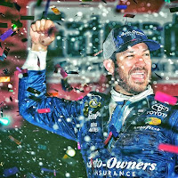 Martin Truex Jr. is no stranger to the tall tales told of races at Martinsville thanks in large part to his family's history racing modifieds at the track. #NASCAR
