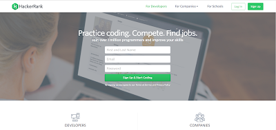 Good website for practicing Coding Interview questions