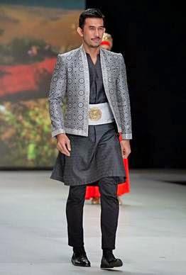 Model Baju muslim pria modern terbaru khas turki