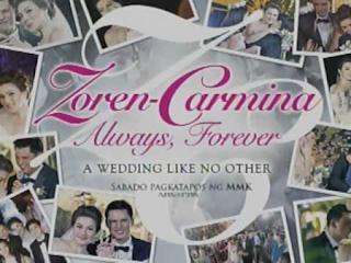 Zoren-Carmina Wedding - Always Forever