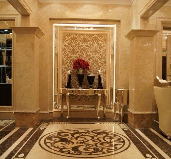 Beautiful Tiles For Living Room: Latest Catalog Of Floor Tiles Designs For Modern Living