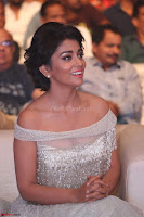Shriya Saran in Stunning White Off Shoulder Gown at Nakshatram music launch ~  Exclusive (2).JPG