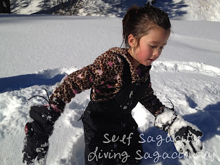 Strawberry Lodge Snow Play