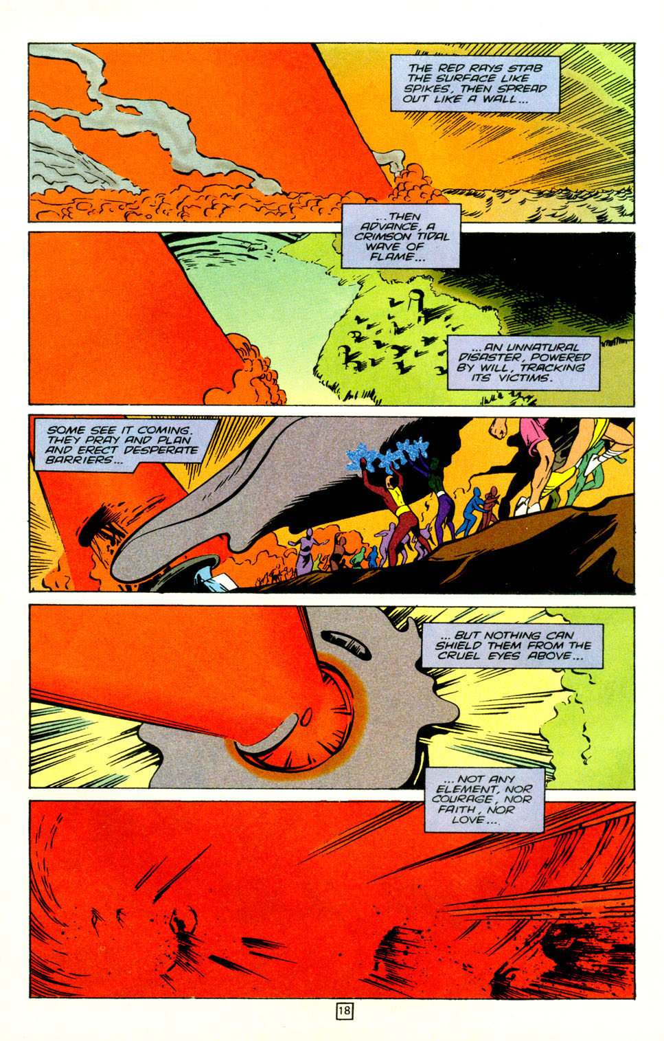 Legion of Super-Heroes (1989) 71 Page 20