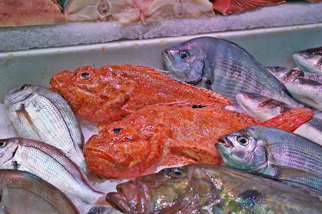 owoce morza, kuchnia Hiszpańska