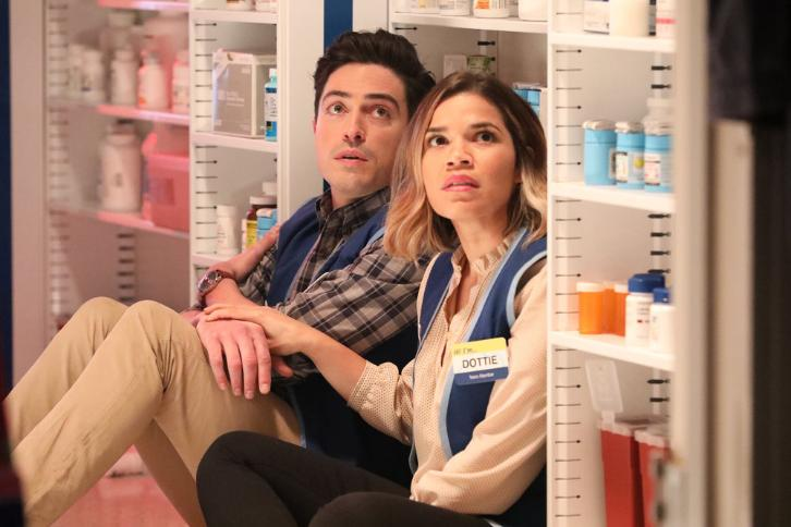 Superstore - Episode 2.21 - Tornado (Season Finale) - Sneak Peeks, Promotional Photos & Press Release
