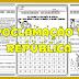 Atividades de História do Brasil - Proclamação da República