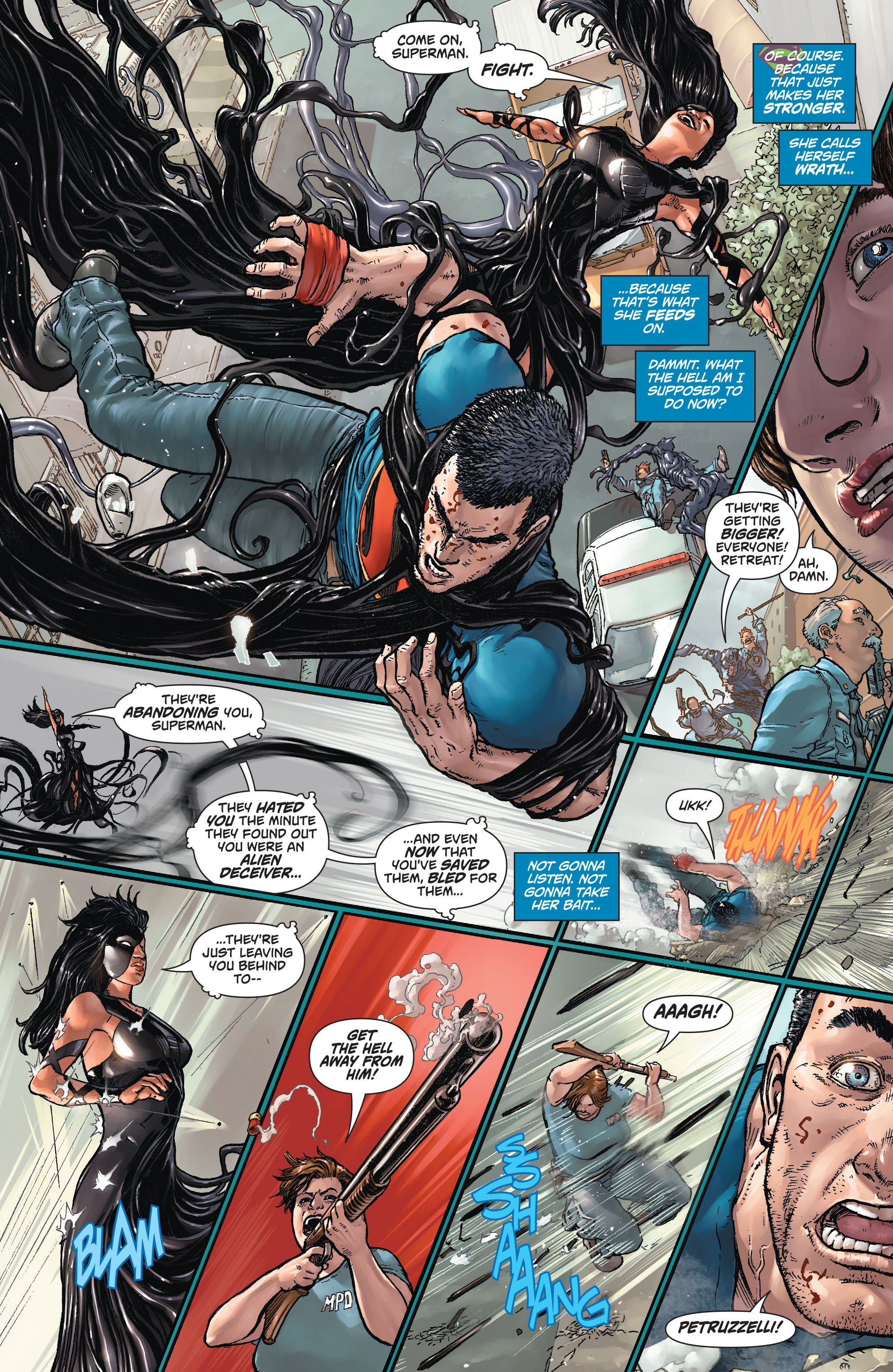 Read online Action Comics (2011) comic -  Issue #44 - 10