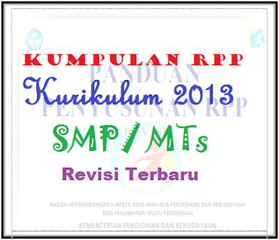 Contoh RPP IPA SMP Kelas 7, 8, 9 Kurikulum 2013, Download RPP IPA SMP Kelas 7, 8, 9 Kurikulum 2013
