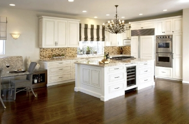 Quality Interior Design In The Traditional Kitchen
