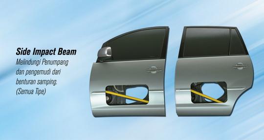 grand new avanza tipe e abs veloz modifikasi safety keselamatan kemanan kenyamanan toyota ...