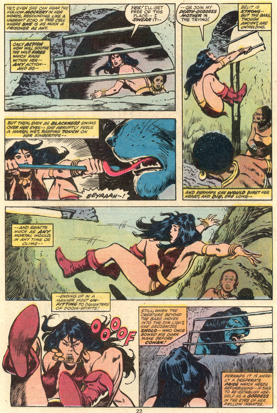 Conan the Barbarian (1970) Issue #96 #108 - English 13