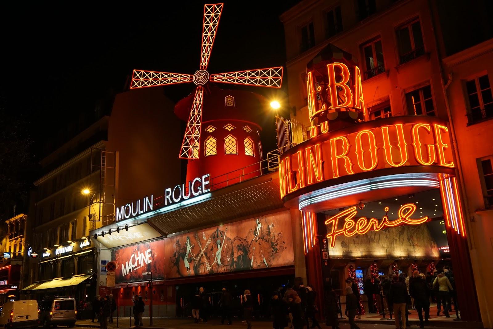 ムーラン・ルージュ(Moulin Rouge)