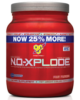frugal fitness supplement reviews noxplode preworkout