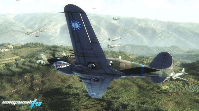 Flying Tigers: Shadows Over China PC Full Español