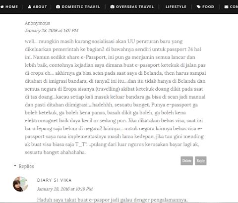 Cara Mengurus E-paspor di Surabaya