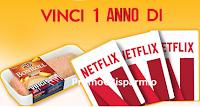 Logo Concorso ''AIA BonRoll 2019'': vinci 55 premi  ''1 Anno di Netflix''