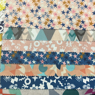 Paper Cuts fabric Cotton and Steel