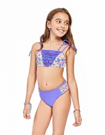 Bikinis de moda para nenas verano 2018.