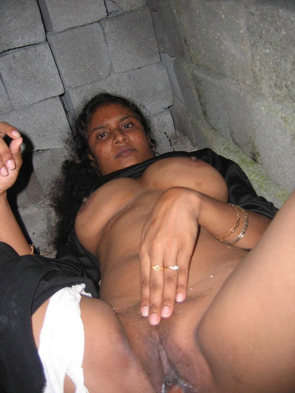 Indian Village Nude