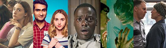Melhor Roteiro Original - Oscar 2018