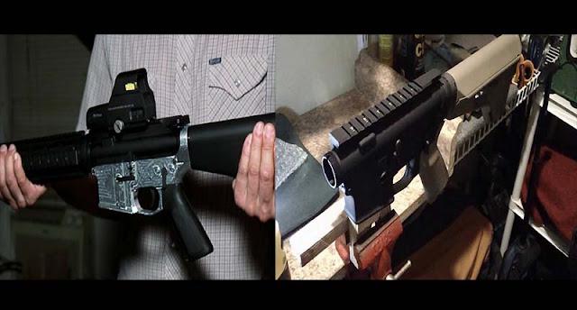 Así fabrica sus propias armas el Cártel de Jalisco Nueva Generación
