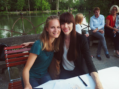 Kate-Morton-Lesung-Wittwer-Schloss-Monrepos