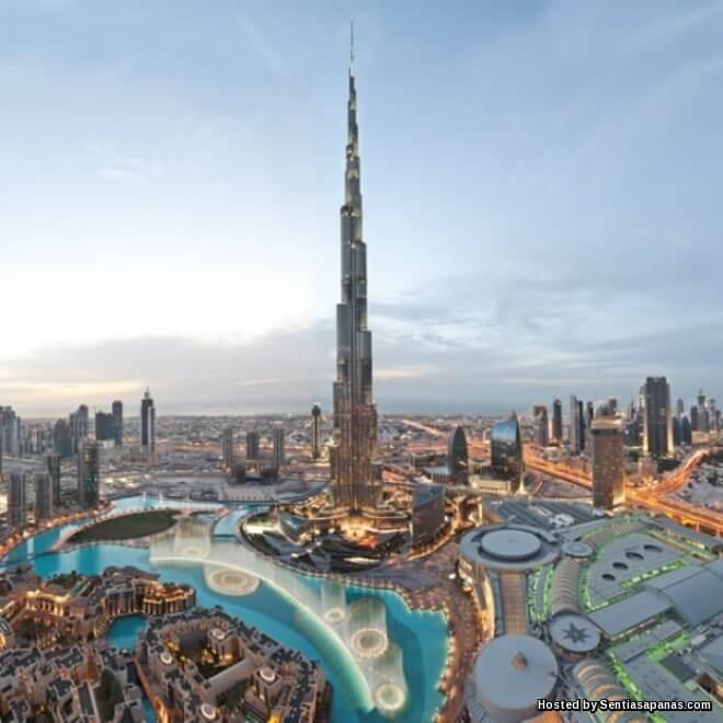 Dubai Negara Dan Kerajaan Pertama Menggunakan Sistem Blockchain