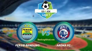 Persib vs Arema FC: Jadwal Kick-off Berubah, Arema Ajukan Pengunduran Jadwal