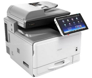Ricoh MP C307SP Driver Download