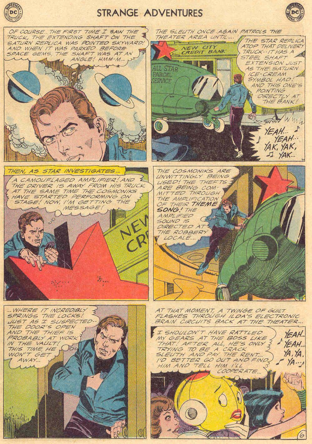 Strange Adventures (1950) issue 176 - Page 9