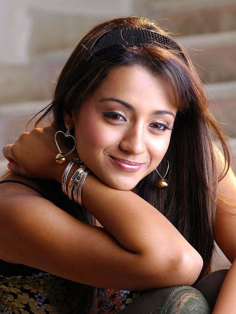 Tollywood Celebties Trisha Krishnan Profile