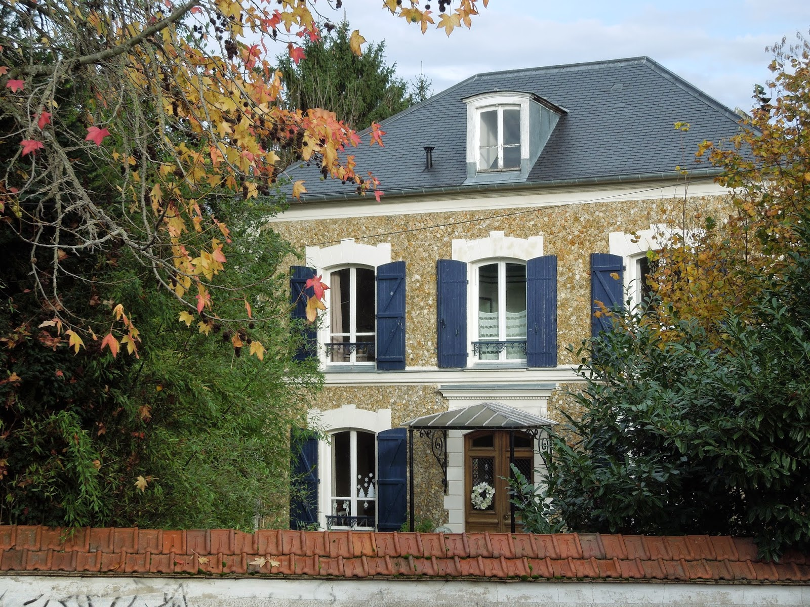 Maison a sceaux segu maison - Piscine chatenay malabry ...