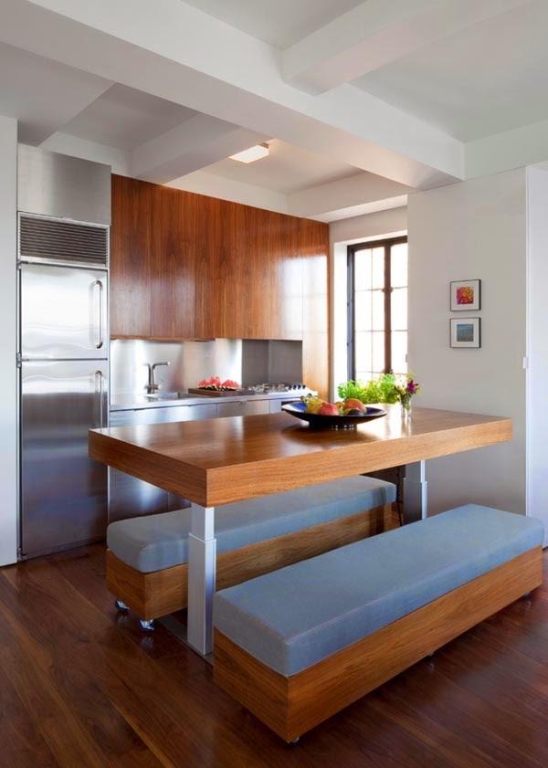 Desain Dapur Kecil Minimalis Sederhana